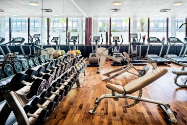 Hyatt Regency Köln: Fitness-Center