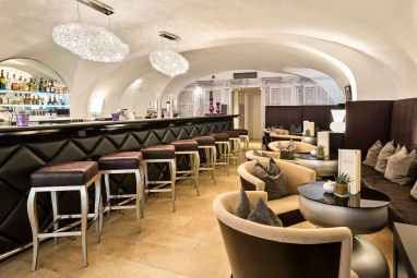 Radisson Blu Hotel Altstadt: Bar/Lounge