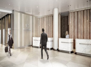 Radisson Collection Hotel, Warsaw: Lobby