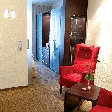 Hotel am Augustinerplatz: Suite