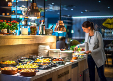 Park Inn by Radisson Stuttgart: Restaurant