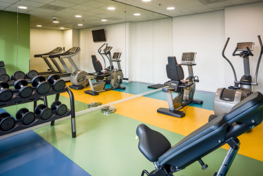 Park Inn by Radisson Amsterdam Airport Schiphol: Fitness-Center