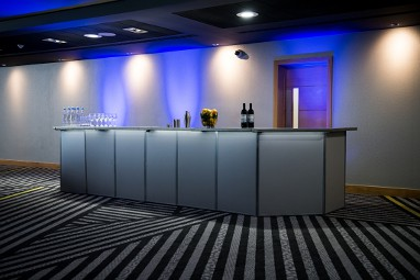 Radisson Blu Hotel London Stansted Airport : Bar/Lounge