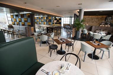 Radisson Blu Hotel London Stansted Airport : Restaurant