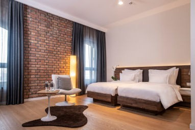 Radisson Collection Hotel Old Mill Belgrade: Zimmer