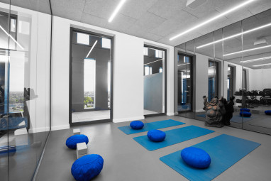 Hyperion Hotel München: Fitness-Center